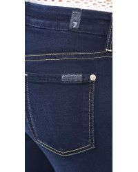 7 For All Mankind 7 For All Mankind - Slim Illusion Luxe Night Blue