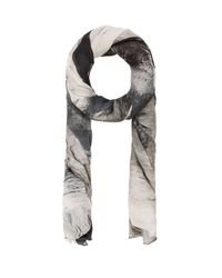 Michael Stars - Nuzzle Up Horse Print Wrap in Ivory - Lyst