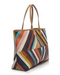 Tory Burch - Multicolor Tote - Kerrington Square - Lyst