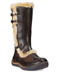 Jambu | Brown Women's Arctic Faux-fur Cold Weather Boots | Lyst