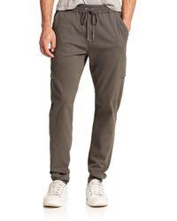Joe's Jeans - Gray Combat Jogger Pants for Men - Lyst
