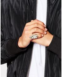 Vivienne Westwood | Metallic Knuckle Ring for Men | Lyst