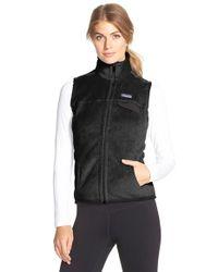 Patagonia Black 're-tool' Vest