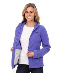 The North Face   Purple Palmeri Jacket   Lyst