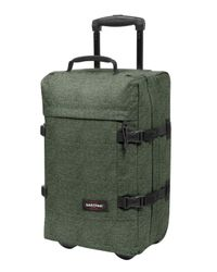 Eastpak - Green 42l Tranverz S Carry On Trolley for Men - Lyst