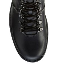 Clarks - Black Darian Leather Boots for Men - Lyst