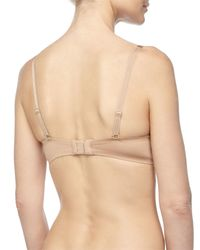Wacoal - Natural Intuition Push-Up Plunge Bra - Lyst