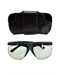 Cerruti 1881 - Green Marble-Effect Acetate Sunglasses for Men - Lyst