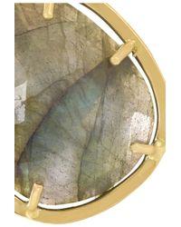 Melissa Joy Manning - Metallic 14-Karat Gold Labradorite Ring - Lyst
