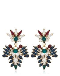 Anton Heunis | Metallic Bollywood Princess Collection Earrings | Lyst