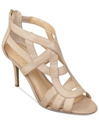 Marc Fisher - Natural Nala Sandals - Lyst