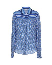 Fay Blue Shirt