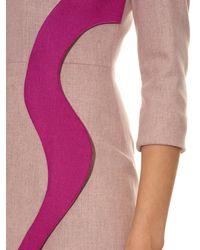 ROKSANDA Pink Marsta Dress