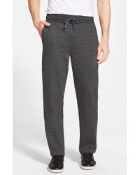 Bench Gray 'dispatch' Straight Leg Sweatpants for men
