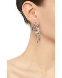 Paul Morelli - Metallic Macchina Earrings - Lyst
