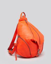Rebecca Minkoff | White Backpack - Julian | Lyst