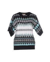 Emilio Pucci - Blue Sweater - Lyst