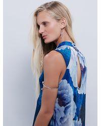Free People - Blue Womens Silverlake Dress - Lyst