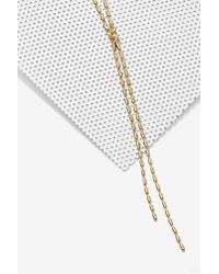 Nasty Gal - Metallic Need For Bead Necklace - Lyst