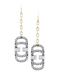 Lulu Frost - Metallic Earrings - Lyst