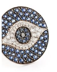 Ileana Makri - Blue 'dawn' Ring - Lyst