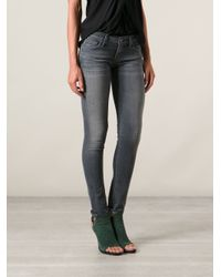 Citizens of Humanity Gray 'Racer' Jeans