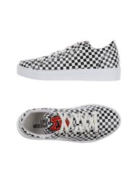 Love Moschino | Black Low-tops & Trainers for Men | Lyst