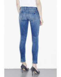 M.i.h Jeans - Blue Breathless Jean - Lyst