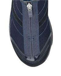 Easy Spirit | Blue Ellicott Zip-up Sneakers | Lyst