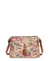 Patricia Nash | Multicolor 'avellino' Crossbody Bag | Lyst