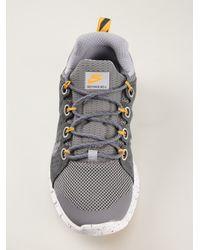 Nike - Gray Free Powerlines Sneakers for Men - Lyst