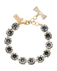 kate spade new york - Black Fancy That Bracelet - Lyst