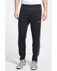 Adidas Originals Black 'condivo 14' Slim Fit Climacool Training Pants for men