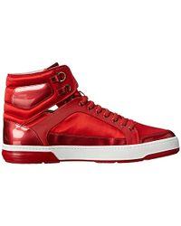 Ferragamo | Red Nigel Sneaker for Men | Lyst