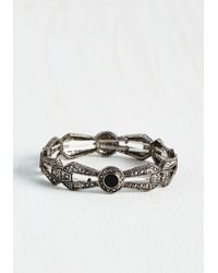 Ana Accessories Inc - Gray Museum Meeting Bracelet - Lyst