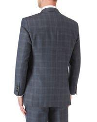 Skopes Blue Mountjoy Classic Suit Jacket for men