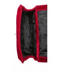 Rebecca Minkoff | Red Love Velvet Cross-Body Bag  | Lyst