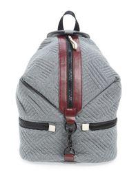 Rebecca Minkoff Gray 'julian' Sport Backpack