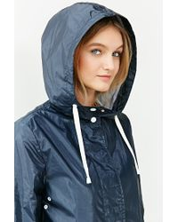 BDG - Blue New Fisherman Rain Coat - Lyst