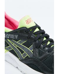 Asics | Gel-lyte V 90s Black Trainers for Men | Lyst