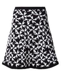 Tanya Taylor - Black Maia Skirt - Lyst
