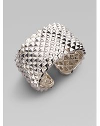Stephen Webster | Metallic Sterling Silver Bracelet | Lyst