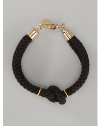Sabrina Dehoff - Black Unification Bracelet - Lyst