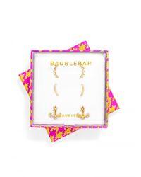 BaubleBar Metallic Ear It Is Gift Set