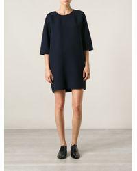 Marni - Blue Tunic Dress - Lyst