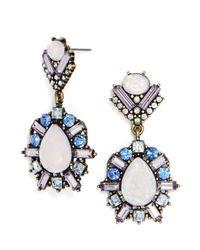 BaubleBar - Multicolor Dusk Opal Drops - Lyst