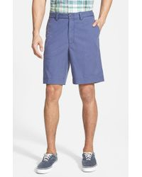 Tommy Bahama Blue 'ashore Thing' Shorts for men