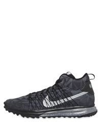 Nike - Black Lunar Fresh Sneakerboots for Men - Lyst
