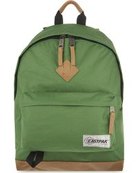 Eastpak | Green Wyoming Palmeral-print Backpack | Lyst