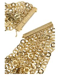 Rosantica - Metallic Agrippina Gold Dipped Necklace - Lyst